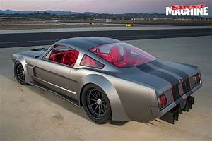 MILLION DOLLAR, 1000HP VICIOUS '65 MUSTANG - THE ULTIMATE PRO TOURER?