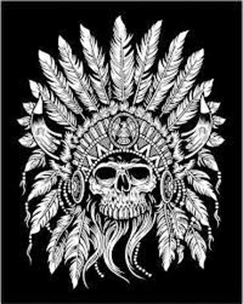 black and white day of the dead skull tattoos - Google Search   Skull tattoos, Indian skull