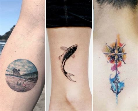 Small Tattoo Ideas Male Arm