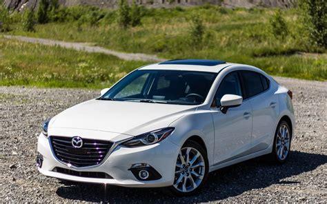 2016 Mazda Mazda3 Sedan Gs Specifications  The Car Guide