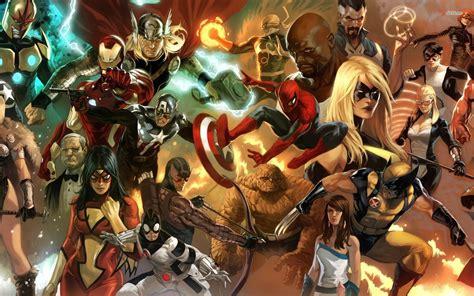 Age Of Ultron Wallpapers 4k Marvel Wallpaper Wallpapersafari