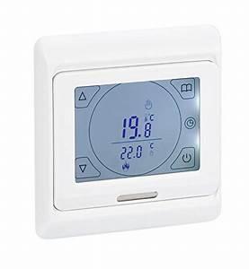 Elektrische Fußbodenheizung Test : elektrische fussbodenheizung thermostat anschliessen test ~ A.2002-acura-tl-radio.info Haus und Dekorationen