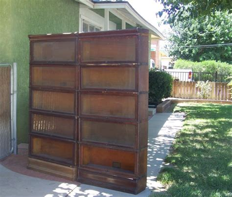 barrister bookcase for sale 5 section lawyer bookcase for sale antique barrister