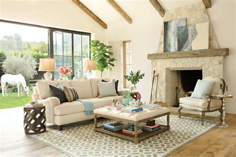 designed  jeff lewis spring  catalog traditional living room los angeles