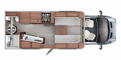 Wonder Twin Bed Leisure Travel Vans Ftb