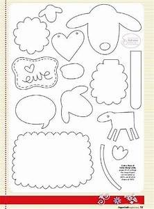 89 best images about schaap on pinterest coloring pages With cardboard sheep template