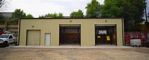 how to open an auto repair shop in a steel building With 40x50 shop kit