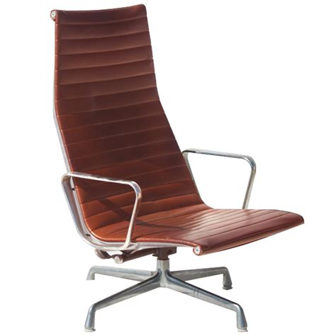 1 herman miller eames aluminum lounge chair
