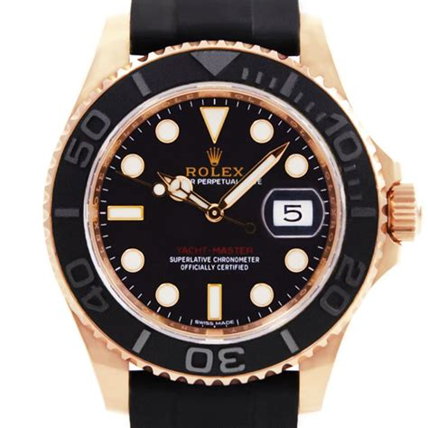 Buy Rolex Yacht-Master Everose Gold Ref: 116655 - 2016 ...