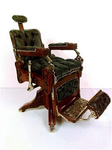 salesman sle koken barber chair