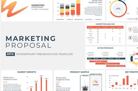 marketing proposal powerpoint powerpoint templates