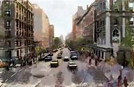 Manhattan 1970 Photograph by Sergey Lukashin