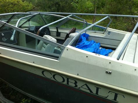 Used Bowrider Boats For Sale In Ct by Cobalt Condurre 192 Bowrider Boat Ski Cruise For Sale In
