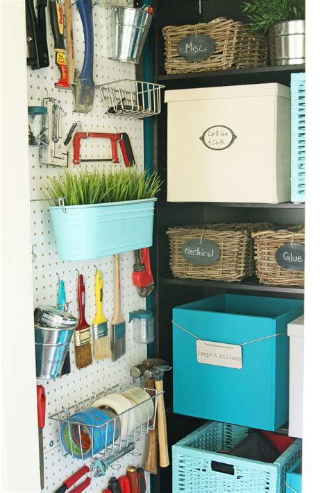 Office Closet Makeover The Big Reveal Not Just A