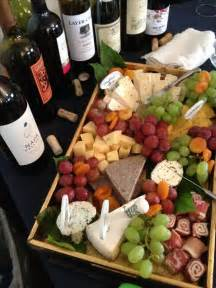 bridal shower plate to sign wine and cheese cheese plates cheese trays