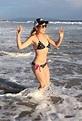 Jennette McCurdy in Bikini - Instagram