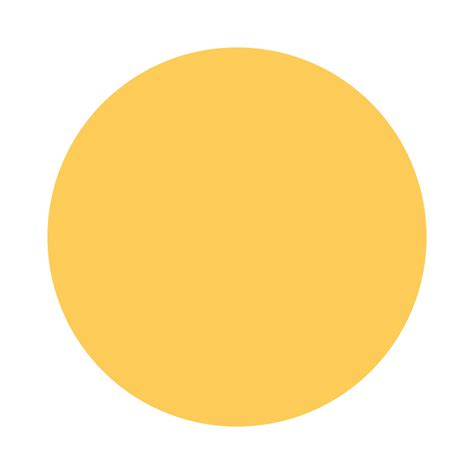 🟡 Yellow Circle Emoji What Emoji 🧐