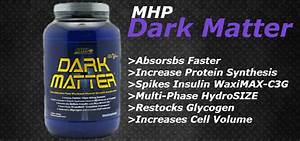 MHP Dark Matter Review - Newest Bodybuilding Supplements