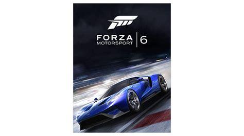 forza motorsport 6 xbox one forza motorsport 6 for xbox one xbox