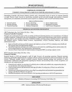 controller resume sample best professional resumes With controller resume template