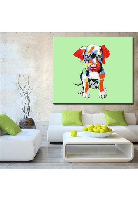 paintings home decor abstract painted modern home decor wall