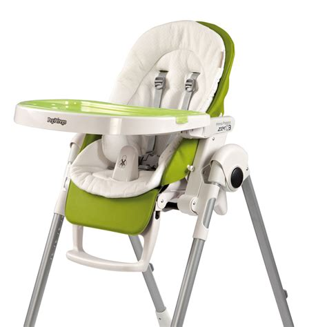 housse de chaise haute peg perego kit baby cushion beige de peg pérego coussins de chaise