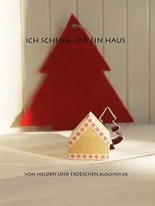 Ich Möchte Ein Haus : von helden und froeschen ich schenk dir ein haus oder geschenke verpacken mal anders ~ Eleganceandgraceweddings.com Haus und Dekorationen