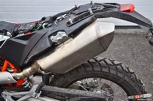 Project Ktm 690 Enduro R  Decatting The 690 Enduro R Stock Exhaust  Updated 20th Dec
