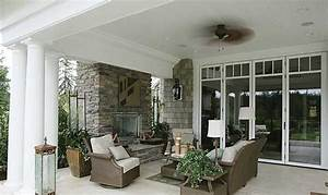 Plan, 23452jd, Poolhouse, With, Outdoor, Spaces