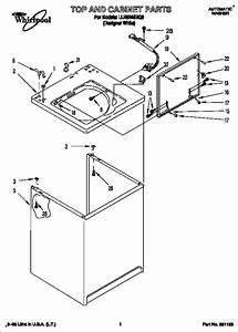 Whirlpool Model Llr9245bq0 Residential Washers Genuine Parts