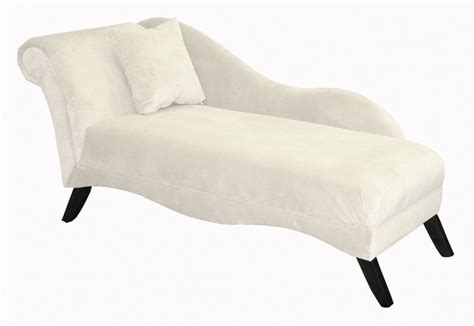vintage style chaise lounge retro style white chaise lounge chair black wood small