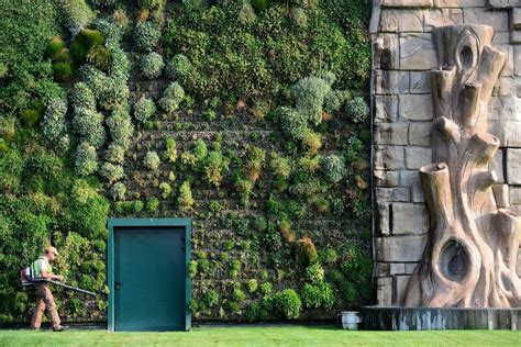Largest Vertical Garden by Vertical Gardens