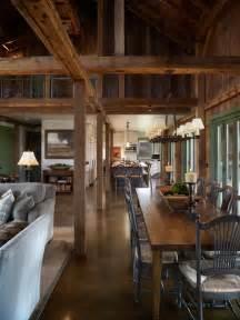 Barn Style Kitchen Design Ideas