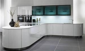 Küche L Form Hochglanz : designer k che l form ~ Bigdaddyawards.com Haus und Dekorationen