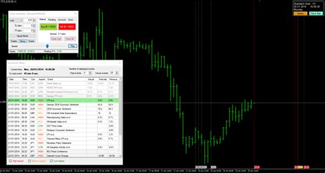 forex simulator softfx