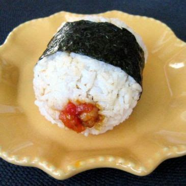 japanese rice balls onigiri recipe sparkrecipes