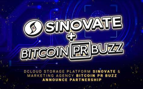 dCloud Storage Platform SINOVATE & Blockchain Marketing ...