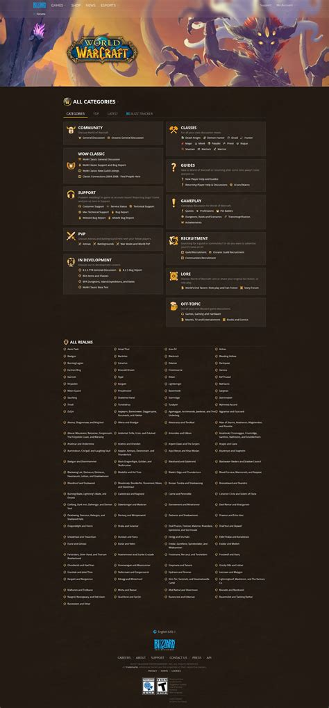Forum - Wowpedia - Your wiki guide to the World of Warcraft