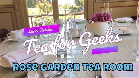 Garden Tea Room Anthem by Garden Tea Room At The Huntington Library Gardens