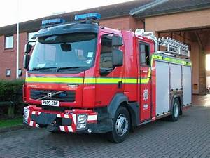 Fire Engines Photos - Volvo FL Emergency One, Cumbria Fire ...