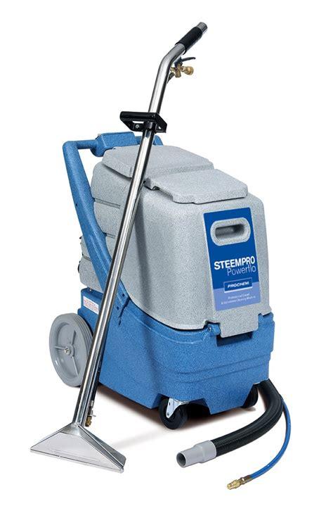upholstery cleaning machine prochem steempro powerflo carpet cleaning machine
