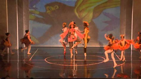 wizard  oz ballet show  flying monkeys dance