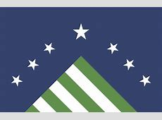 An alternate flag of the State of Vermont Made as part of