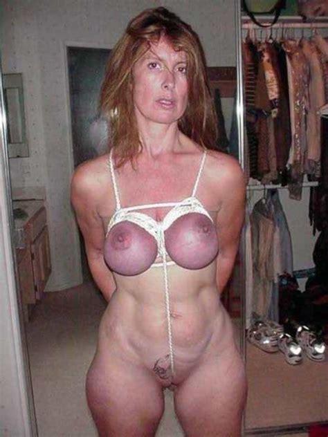 Muscular Milf Purple Tits MILF Bondage Luscious