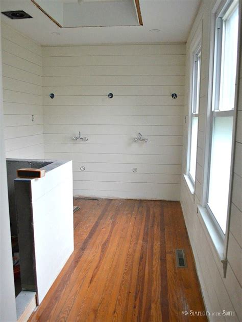 Plywood For Shiplap by Shiplap Walls 5 Reasons To Use Exterior Cdx Plywood
