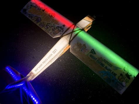 Dw Hobby Night Devil 1000mm Wingspan Epp Rc Airplane Kit