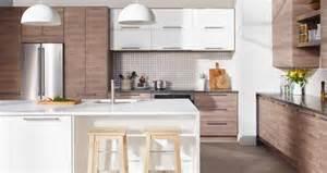Caisson Armoire De Cuisine Ikea by Cuisine Immense Cuisine 224 Portes Et Fa 231 Ades De Tiroir