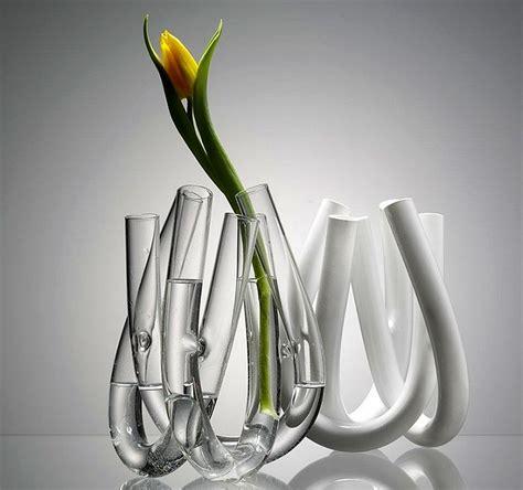 Unique Glass Vases by 15 Unique Flower Vase Designs