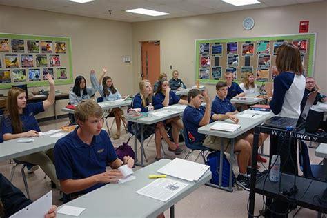 whitefield academy academics