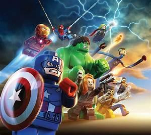 lego marvel super heroes wallpapers or desktop backgrounds
